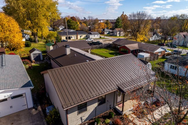 A new metal roof will save you money and make your Fort Wayne, IN home beautiful.