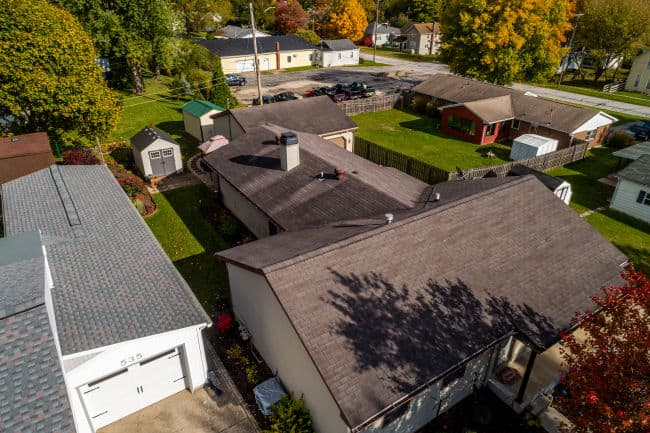 A metal roof can decrease your home's energy bills in Fort Wayne, IN.
